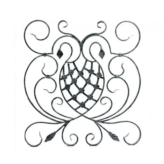 Орнамент от ковано желязо - 10-036/3