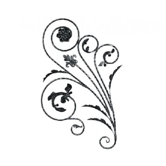 Орнамент от ковано желязо - 10-038/2