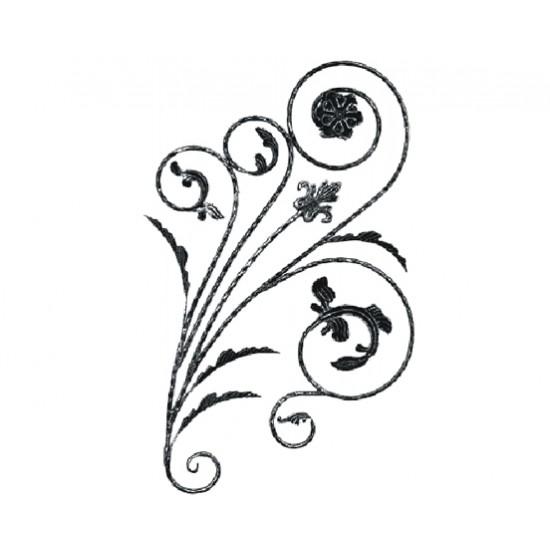 Орнамент от ковано желязо -  10-039/2