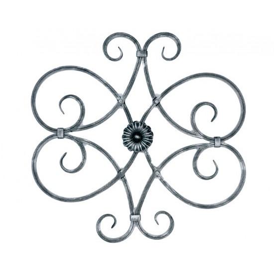Орнамент от ковано желязо - 10-044